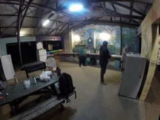 Dapur bersama di campground